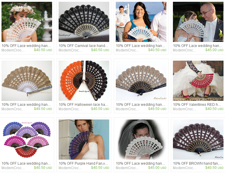 ◆◆◆ Hand Fan SALE Week!!, all the FANS 10% OFF ◆◆◆